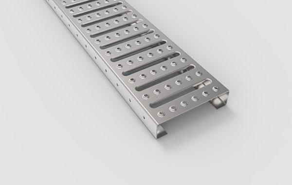 Профилированная решетка Steg